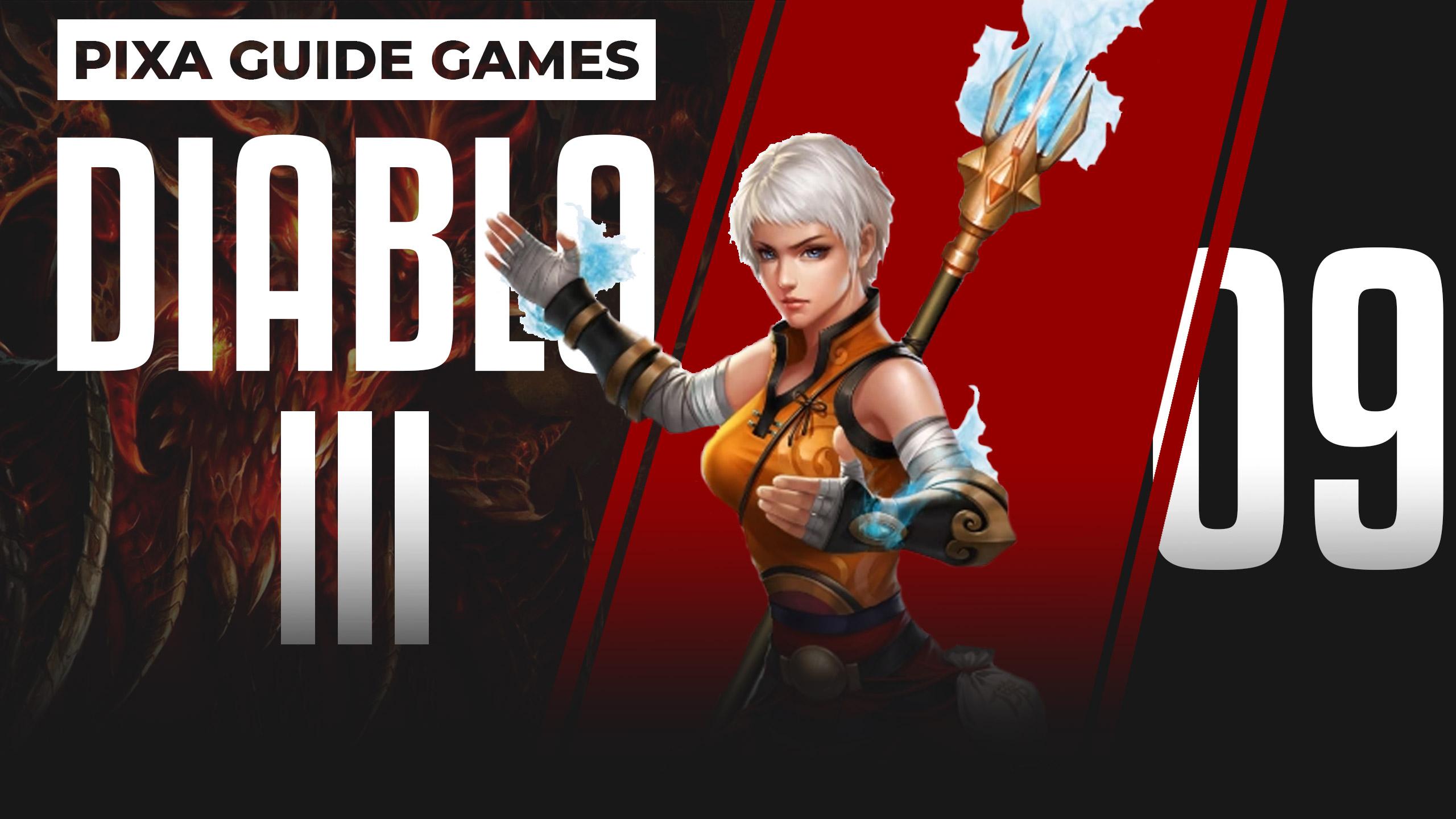 Diablo 3 | Прохождение игры | Акт 1 | Забрать сияющий обломок меча | 09