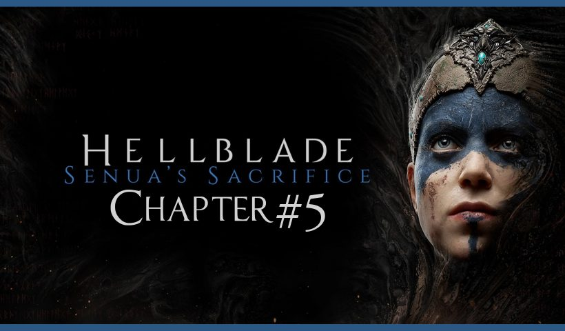 Hellblade Senua's Sacrifice. Все камни знаний. Глава 5