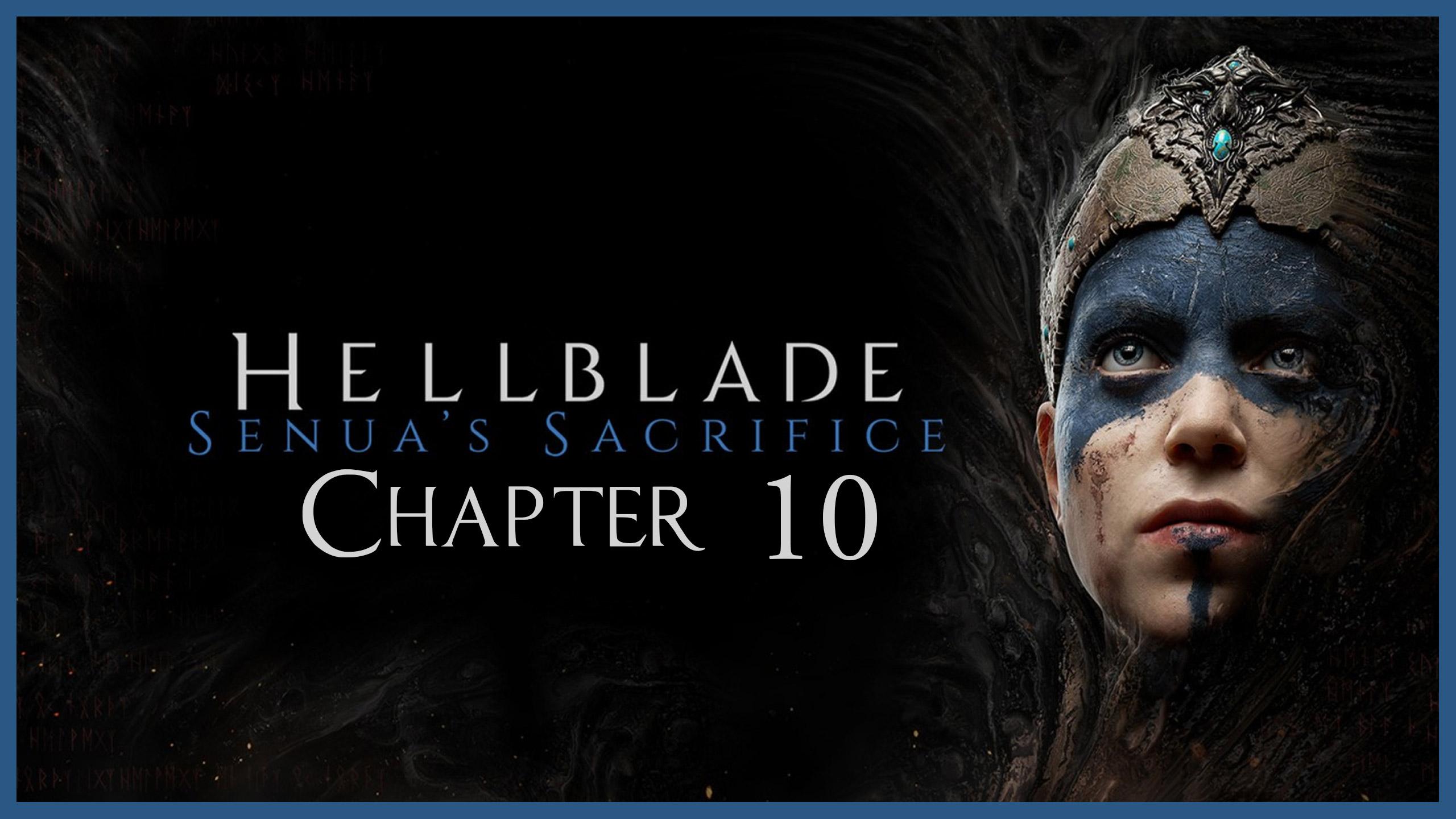 Hellblade Senua's Sacrifice. Все камни знаний. Глава 10