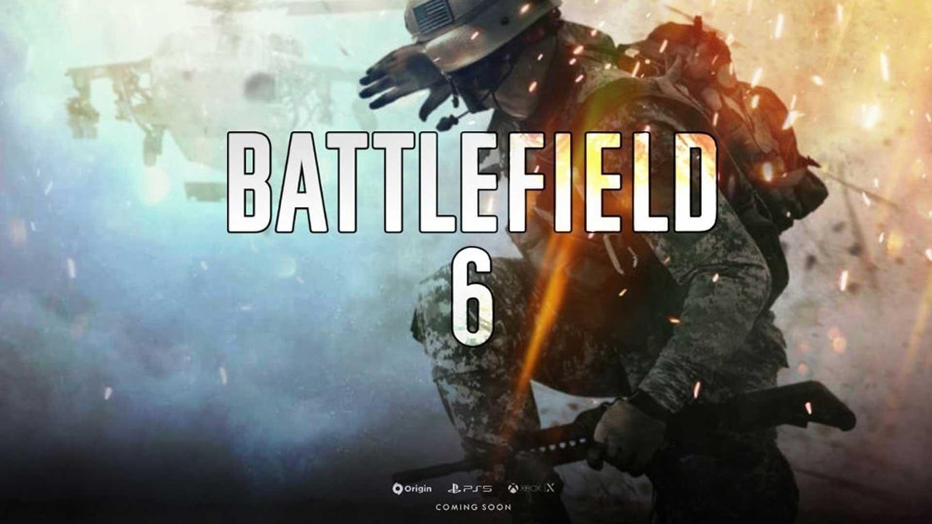 Battlefield 6 выйдет на Xbox One и PS4 вместе с Xbox Series X,S и PS5