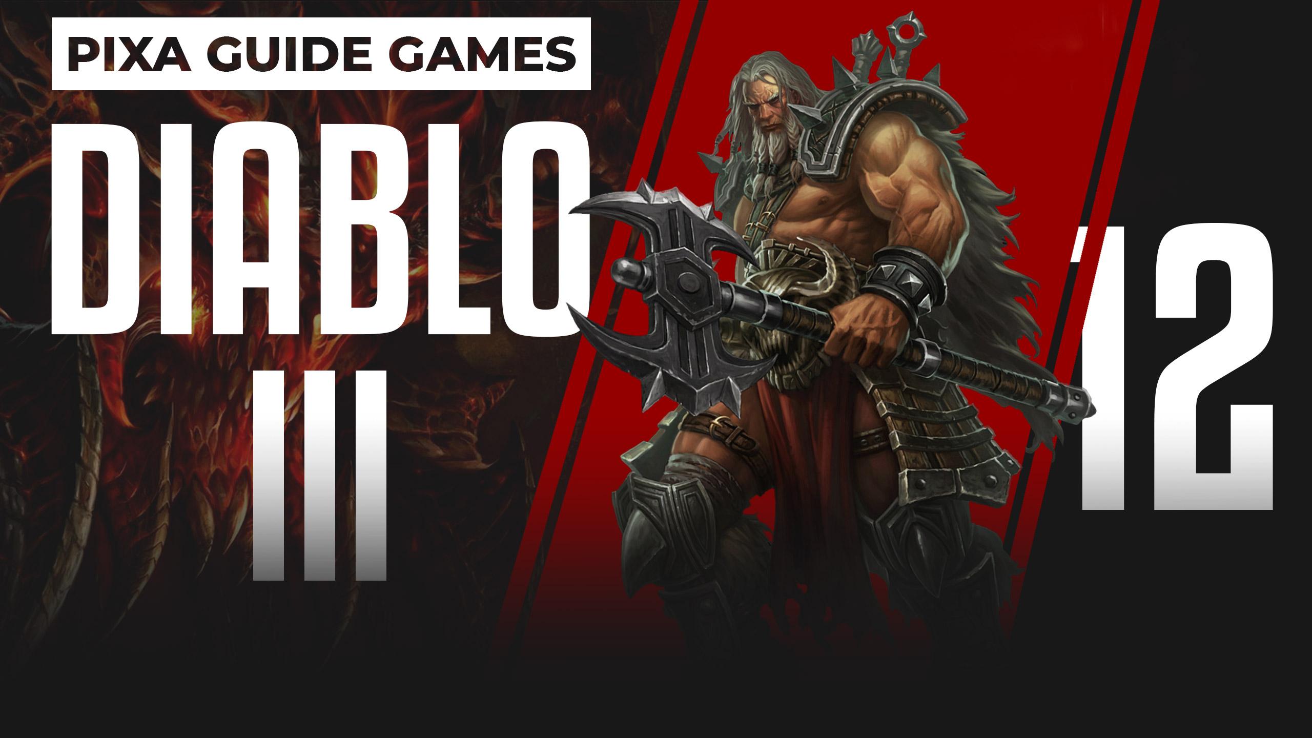 Diablo 3 | Прохождение игры | Акт 1 | Найти посох Хазра | 12
