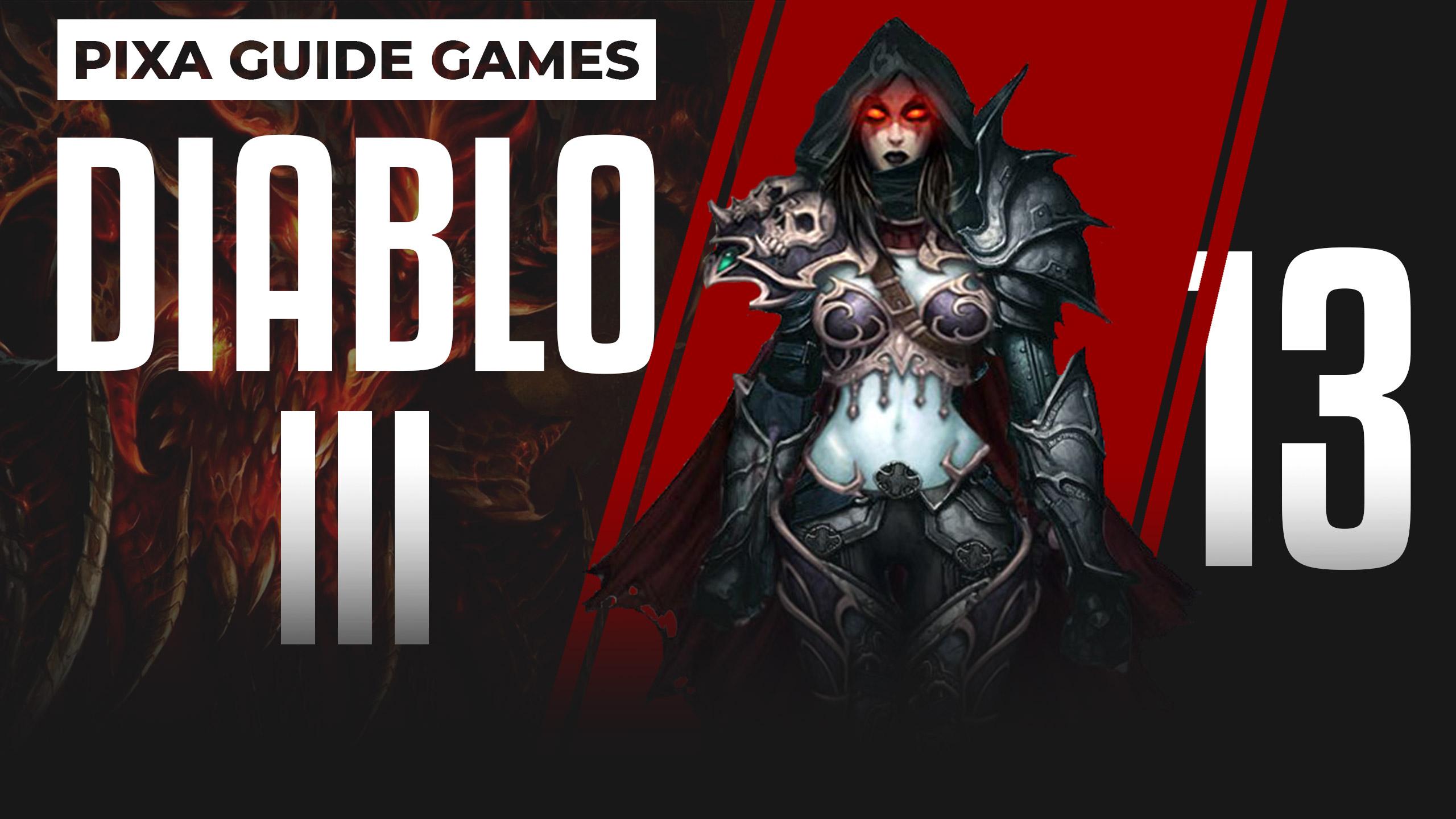 Diablo 3   Прохождение игры   Акт 1   Подойти к заграждению Хазра   13