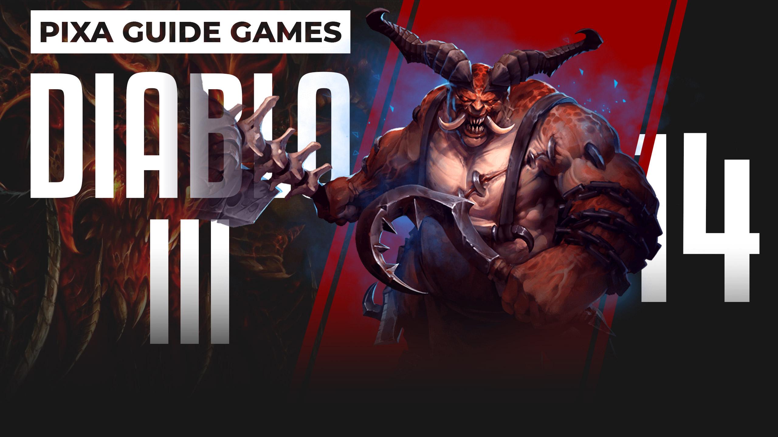 Diablo 3   Прохождение игры   Акт 1   Добраться до замка Леорика   14