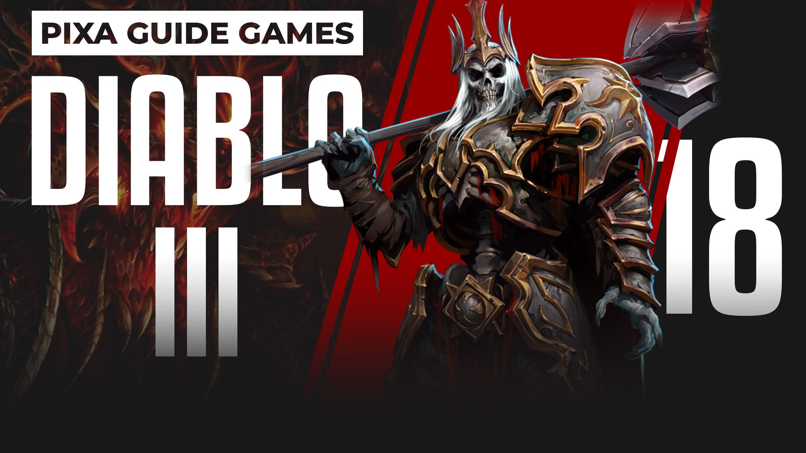 Diablo 3 | Прохождение игры | Акт 2 | Найти Алькарн | 18