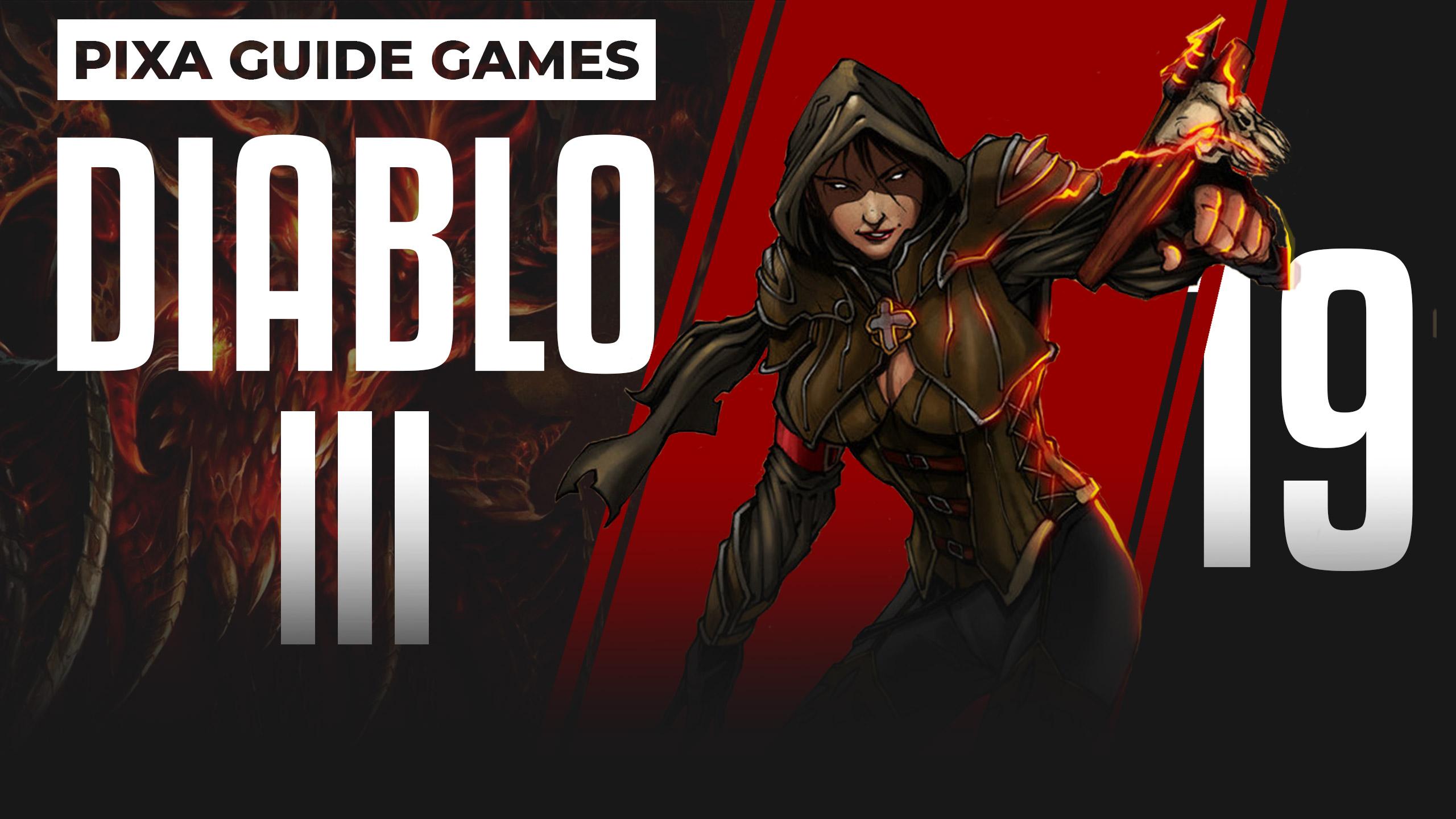 Diablo 3 | Прохождение игры | Акт 2 | Найти Далгурский оазис | 19