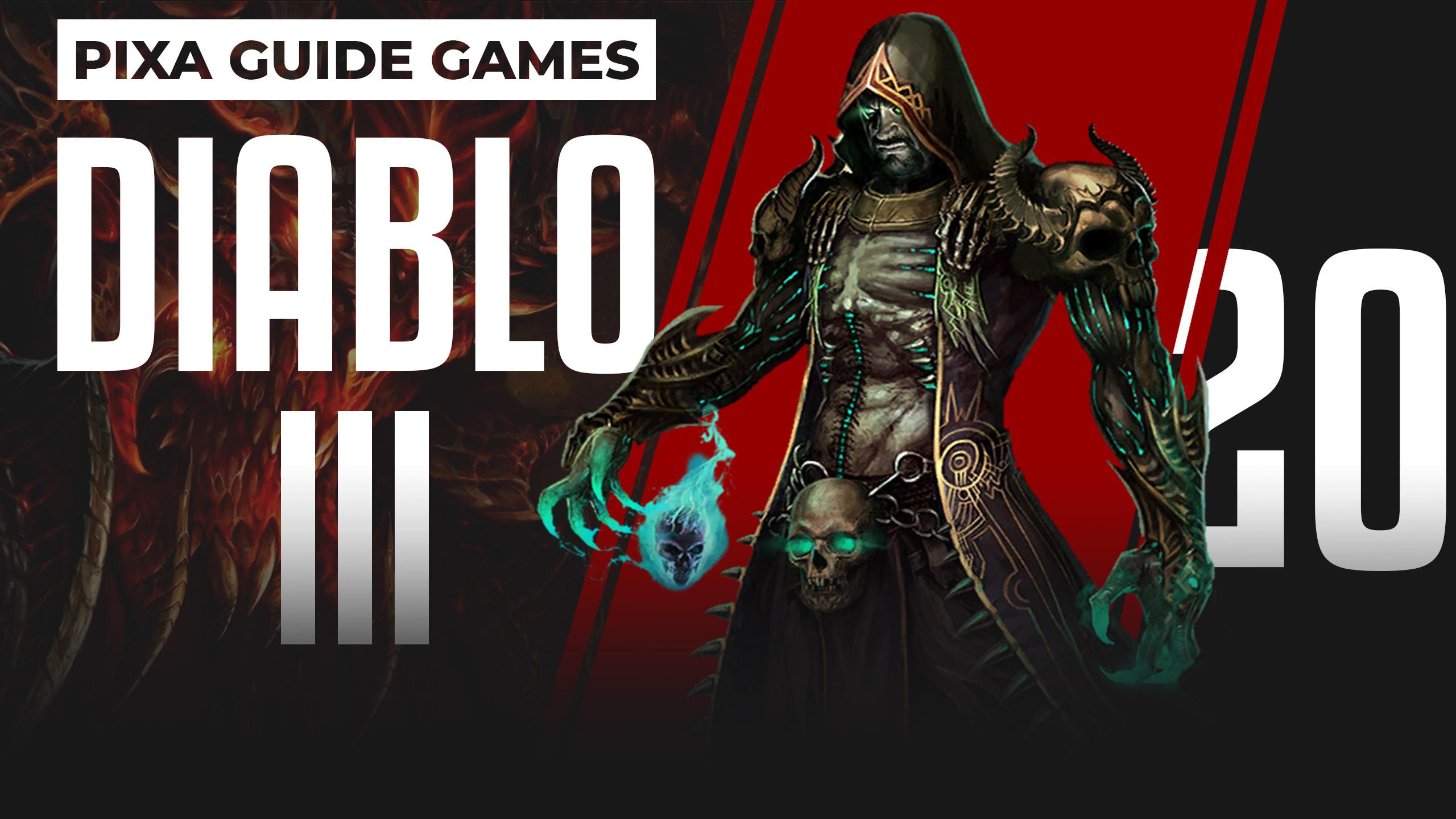 Diablo 3   Прохождение игры   Акт 2   Найти голову Золтуна Кулла   20