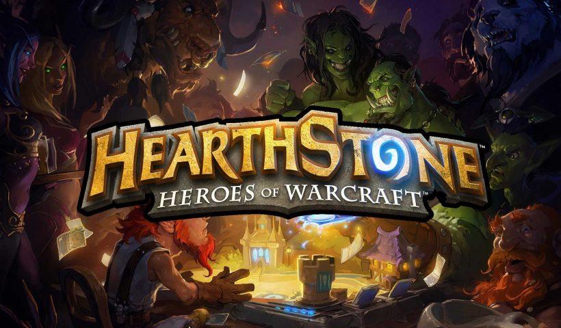 Следующее расширение для Hearthstone будет объявлено на этой неделе.