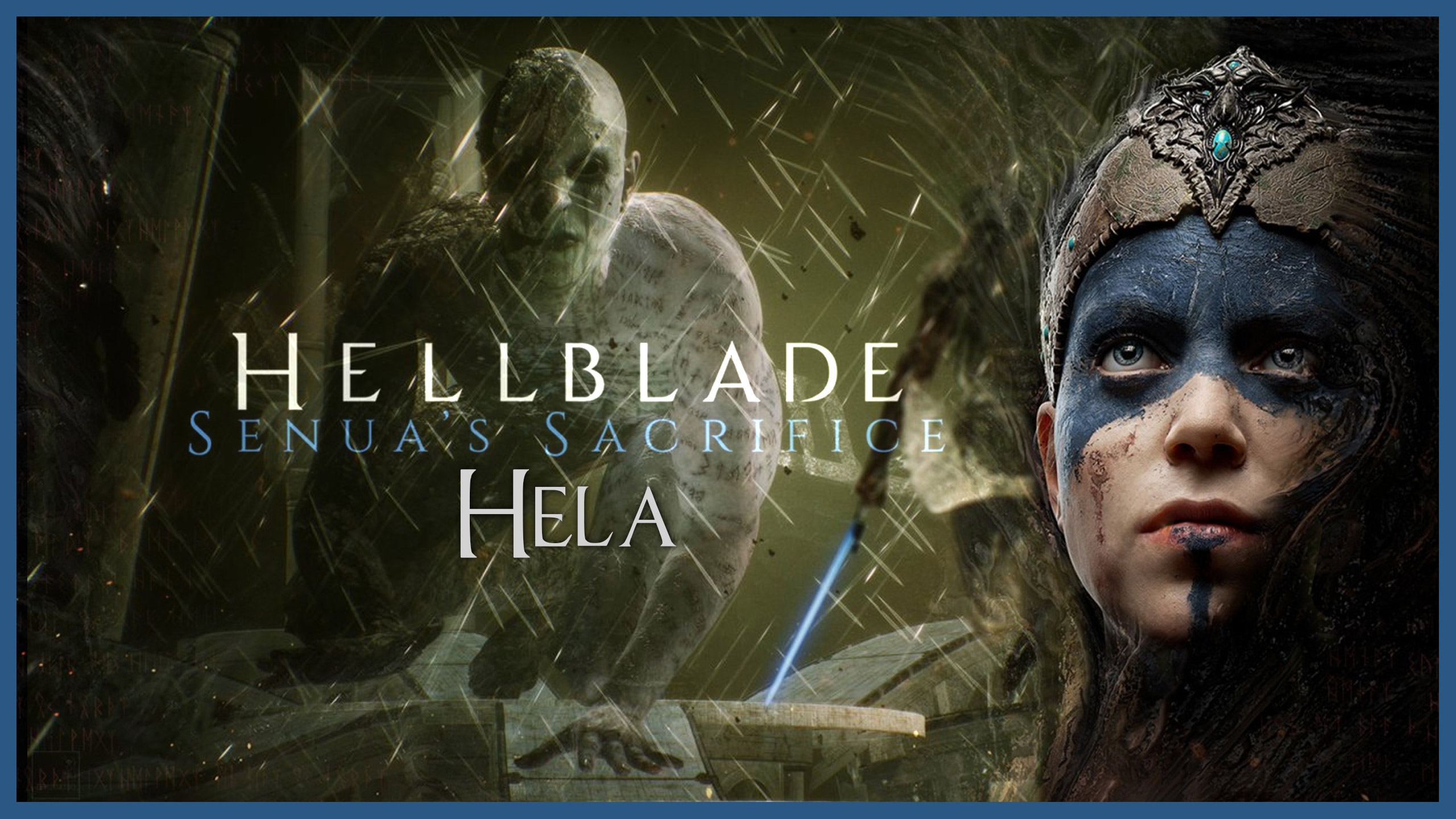 Hellblade Senua's Sacrifice. Как победить босса Хель?