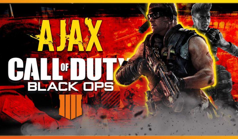 "Биография ""AJAX"" | Call of Duty Black Ops 4"