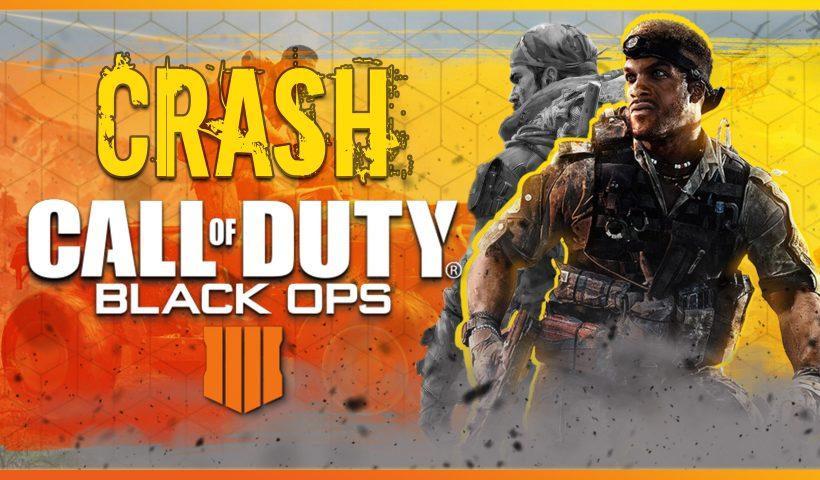 "jarrah ""crash"" bazley | call of duty black ops 4 | прохождение игры #3"