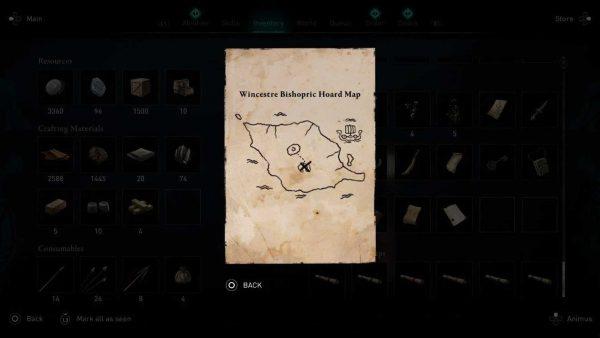 Ищите карты сокровищ