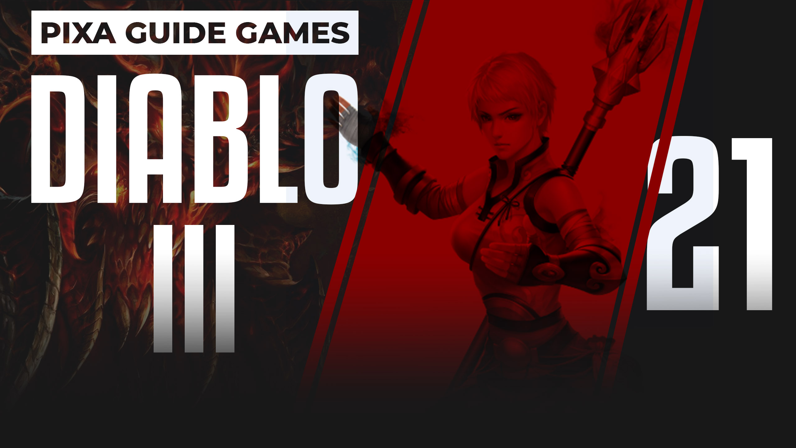 Diablo 3 | Прохождение игры | Акт 2 | Кровь и песок | 21