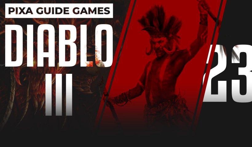 Diablo 3   Прохождение игры   Акт 2   Архивы Золтуна Кулла   23