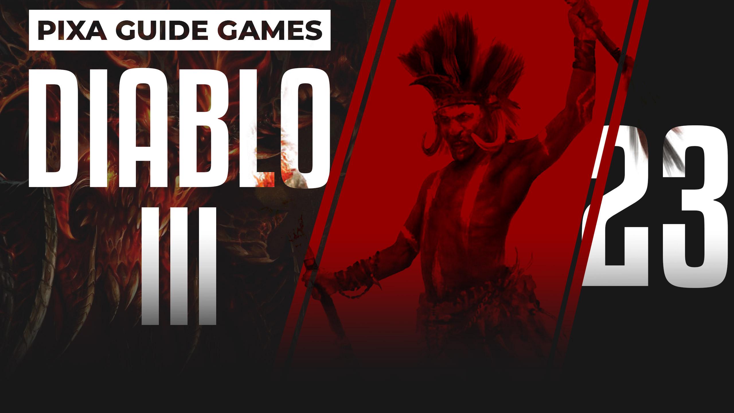 Diablo 3 | Прохождение игры | Акт 2 | Архивы Золтуна Кулла | 23