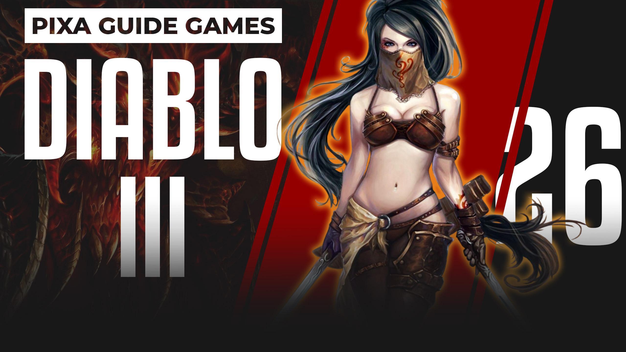 Diablo 3 | Прохождение игры | Акт III | Вступительный трейлер 3 акта | 26