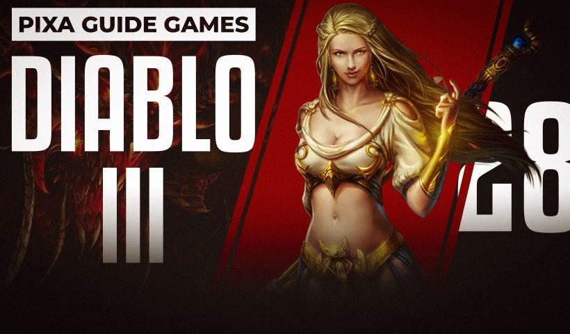 Diablo 3   Прохождение игры   Акт 3   Переломить ход сражения   28
