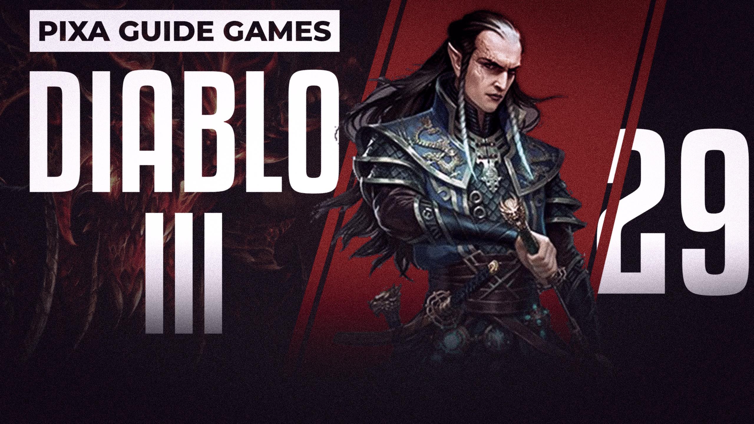 Diablo 3 | Прохождение игры | Акт 3 | Убить Кхома в кладовой | 29