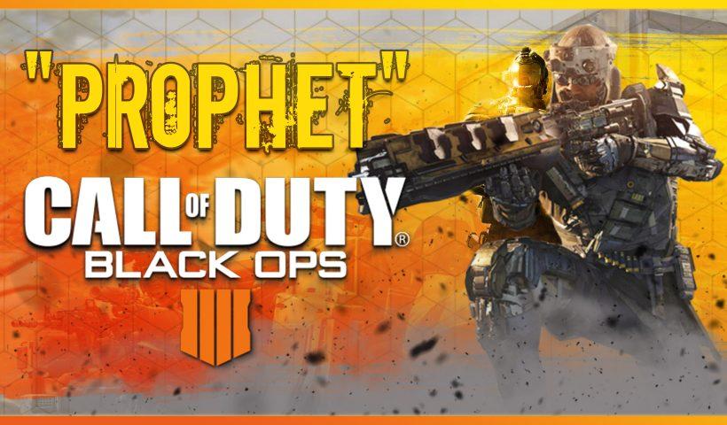 "David ""PROPHET"" Wilkes | Call of Duty Black Ops 4 | Прохождение игры #5"