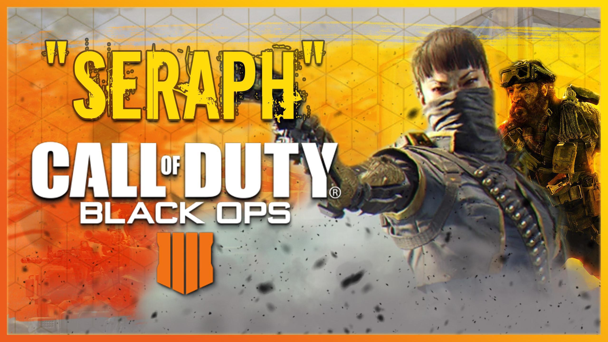 """He """"Seraph"""" Zhen-Zhen   Call of Duty Black Ops 4   прохождение игры #8"""