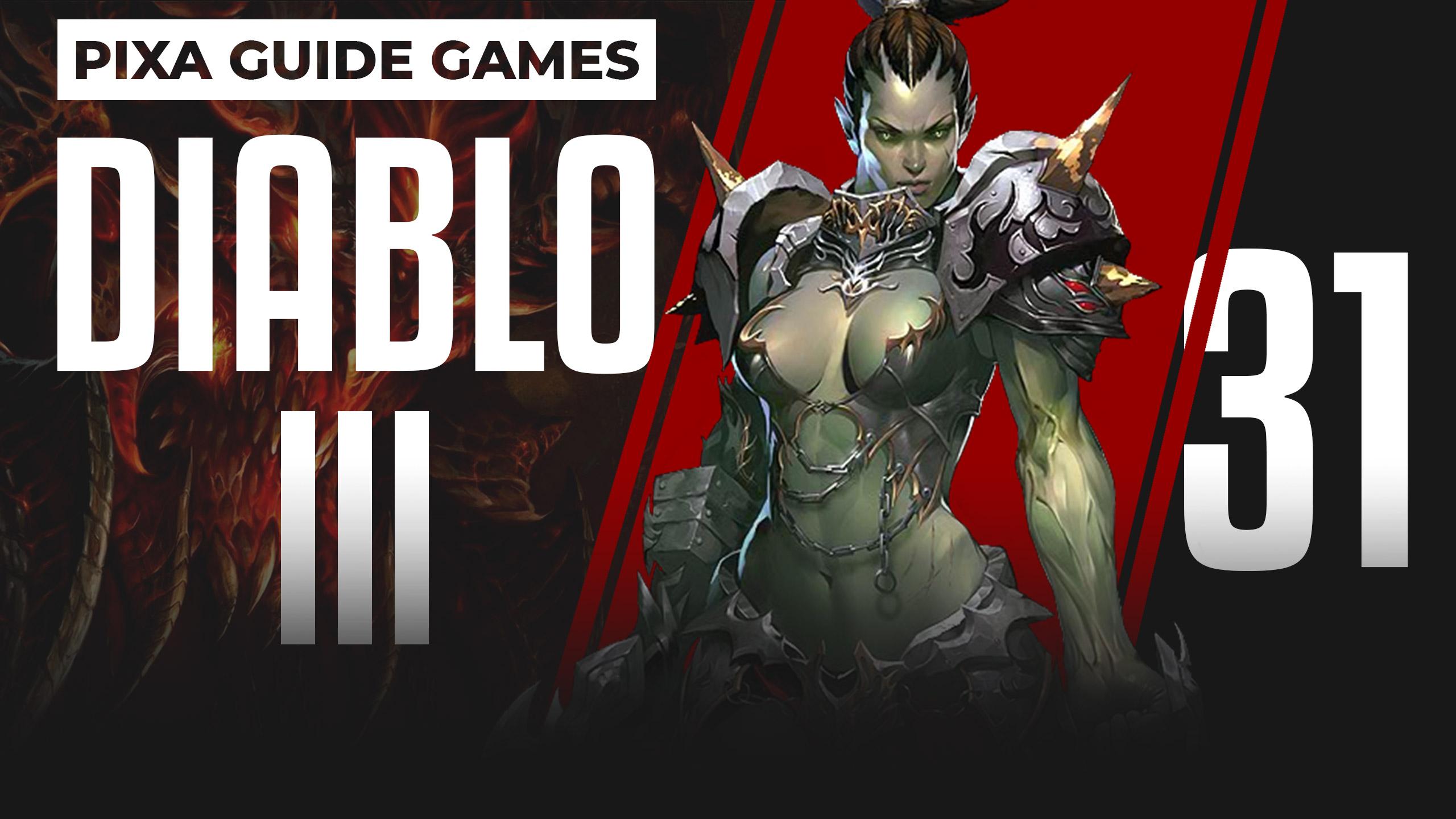 Diablo 3 | Прохождение игры | Акт III | Машина войны | 31