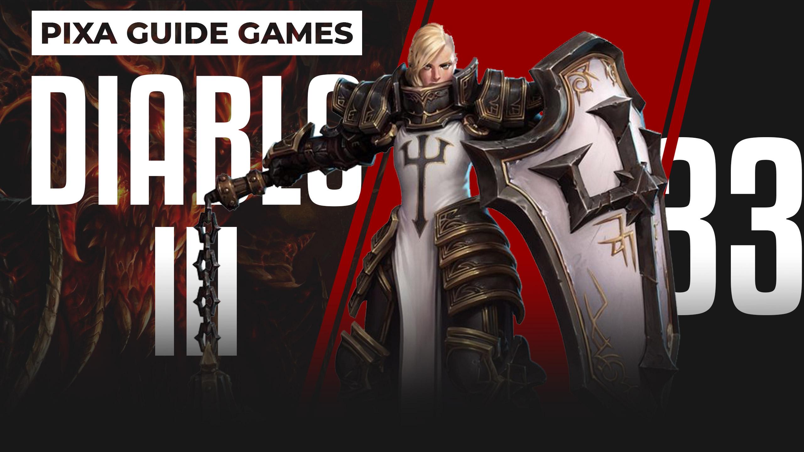 Diablo 3   Прохождение игры   Акт III   Сердце греха   33