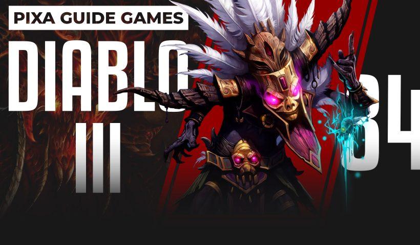 Diablo 3   Прохождение игры   Акт III   Убить Цидею   34