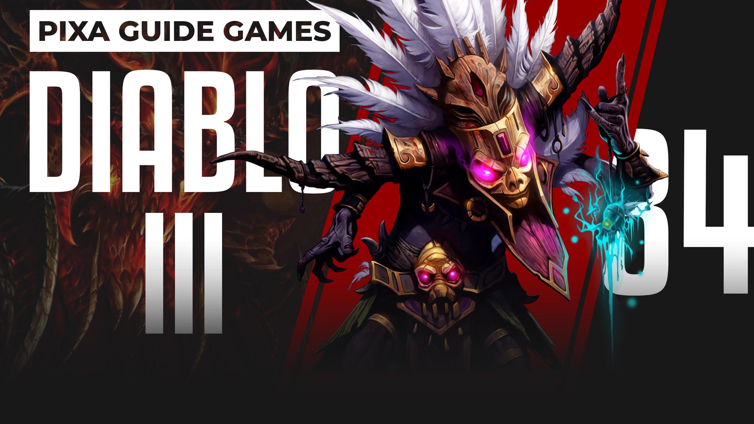 Diablo 3 | Прохождение игры | Акт III | Убить Цидею | 34