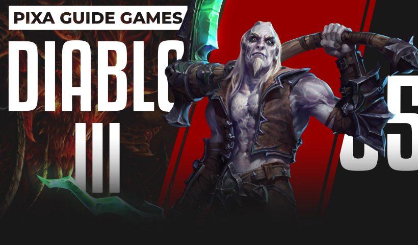 Diablo 3   Прохождение игры   Акт III   Убить Азмодана   35