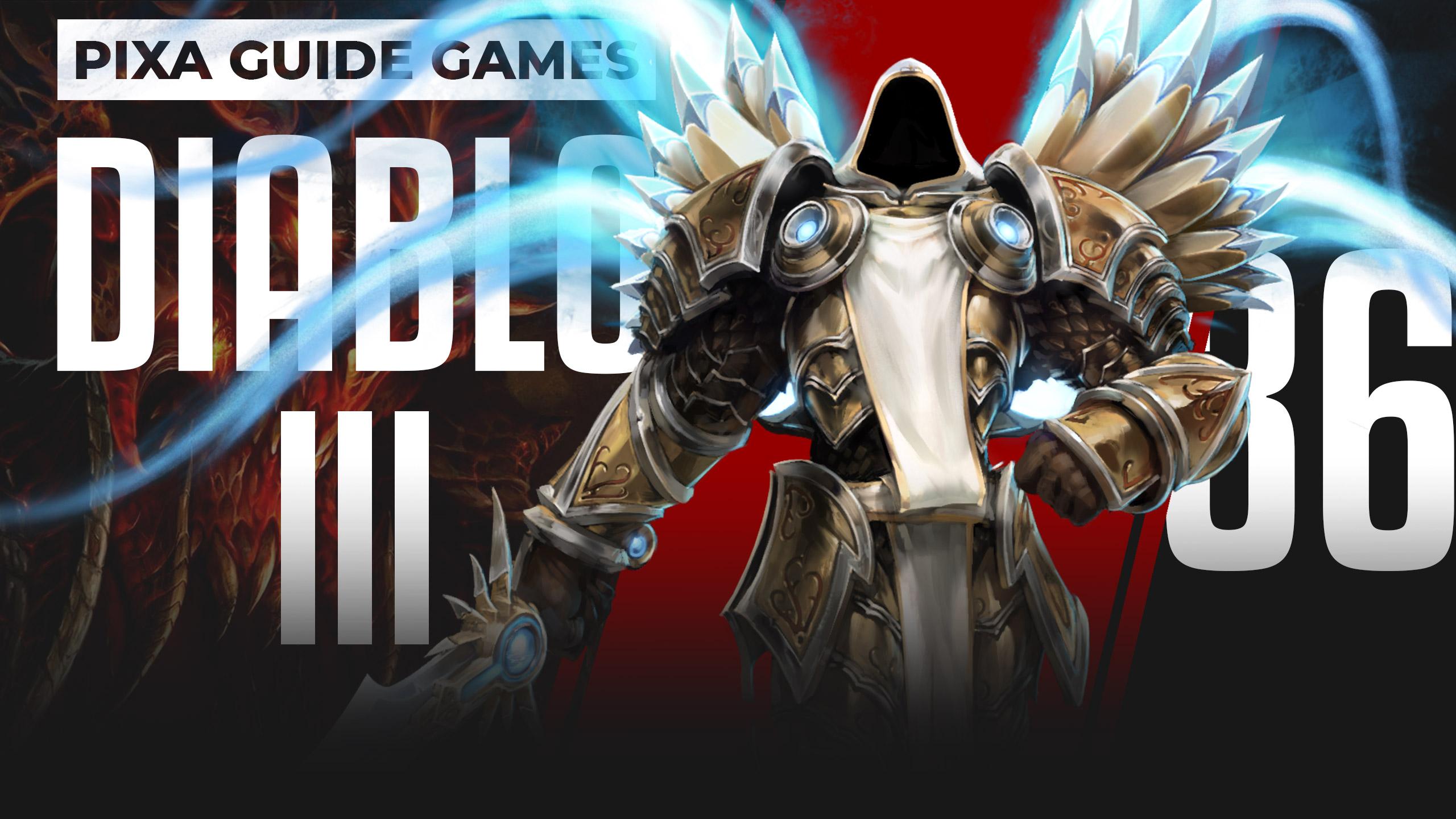 Diablo 3 | Прохождение игры | Акт III | Вступительный трейлер 4 акта | 36