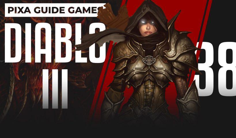 Diablo 3   Прохождение игры   Акт IV   Уничтожить Око Преисподней   38