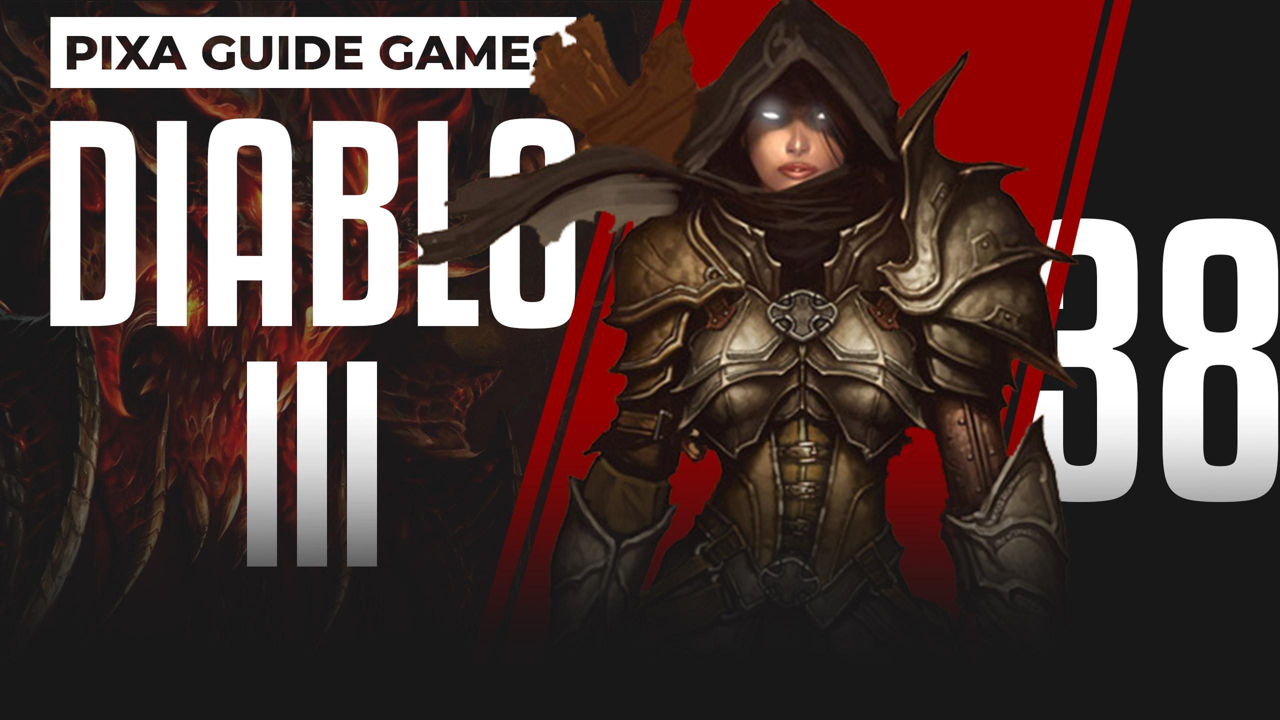 Diablo 3 | Прохождение игры | Акт IV | Уничтожить Око Преисподней | 38