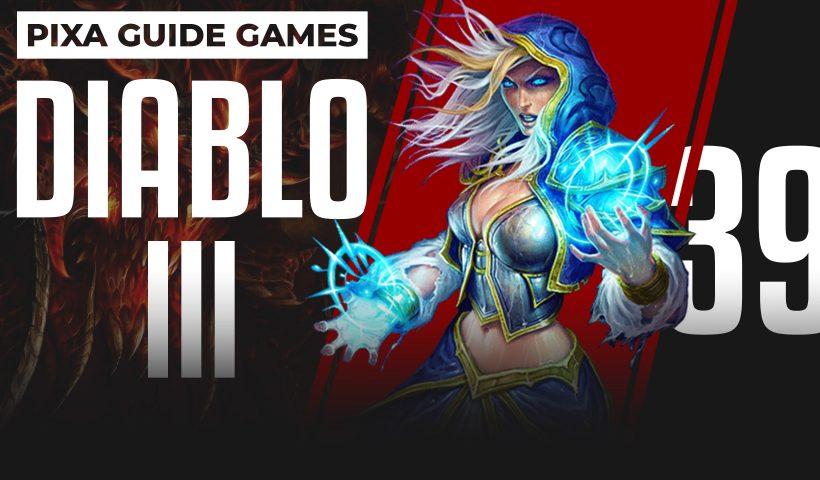 Diablo 3   Прохождение игры   Акт IV  Eдиное зло   39