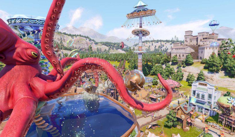 Bandai Namco и разработчики Tropico анонсируют Park Beyond