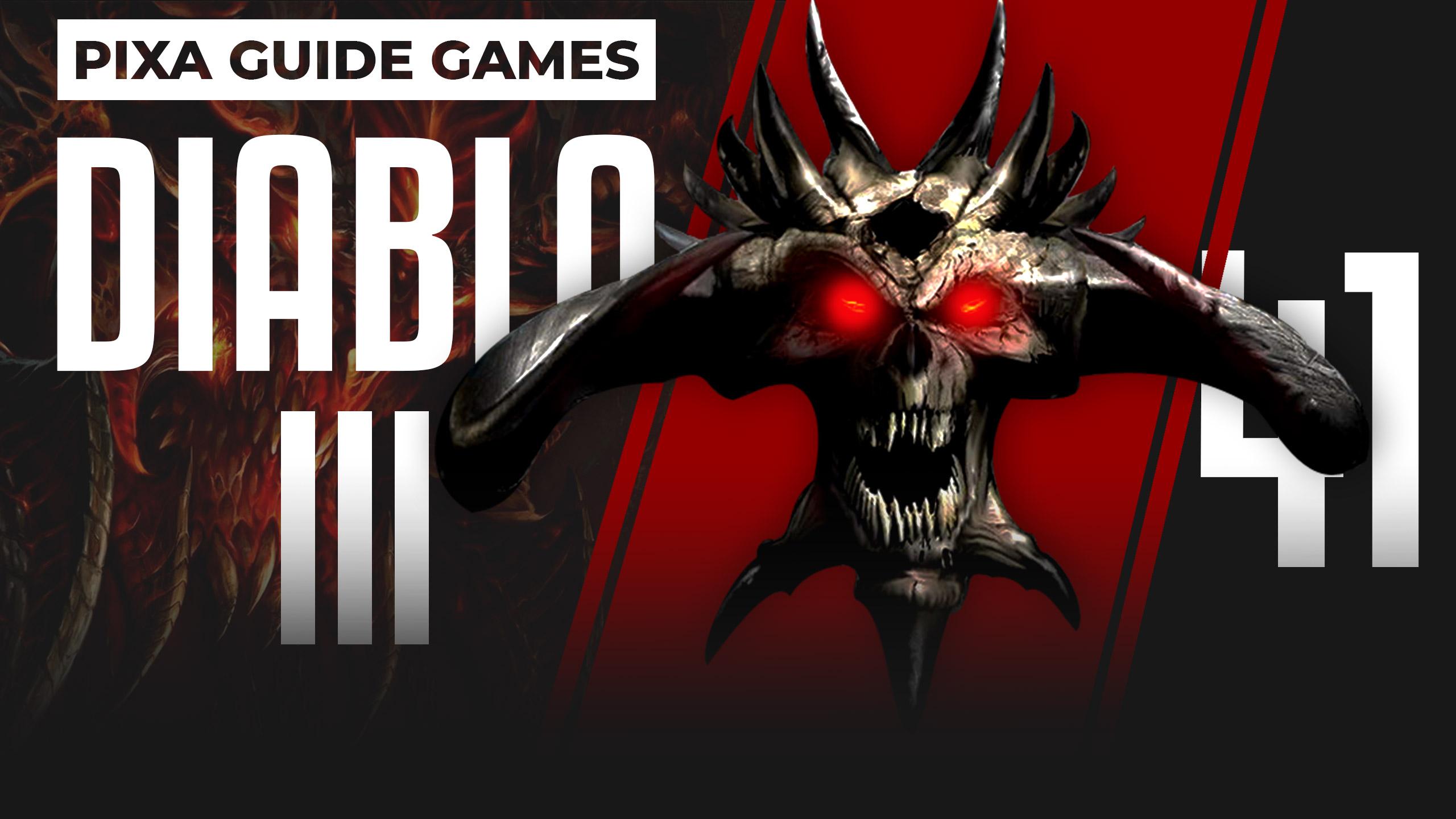 Diablo 3   Падение Диабло   Вступительный трейлер 5 акта   41