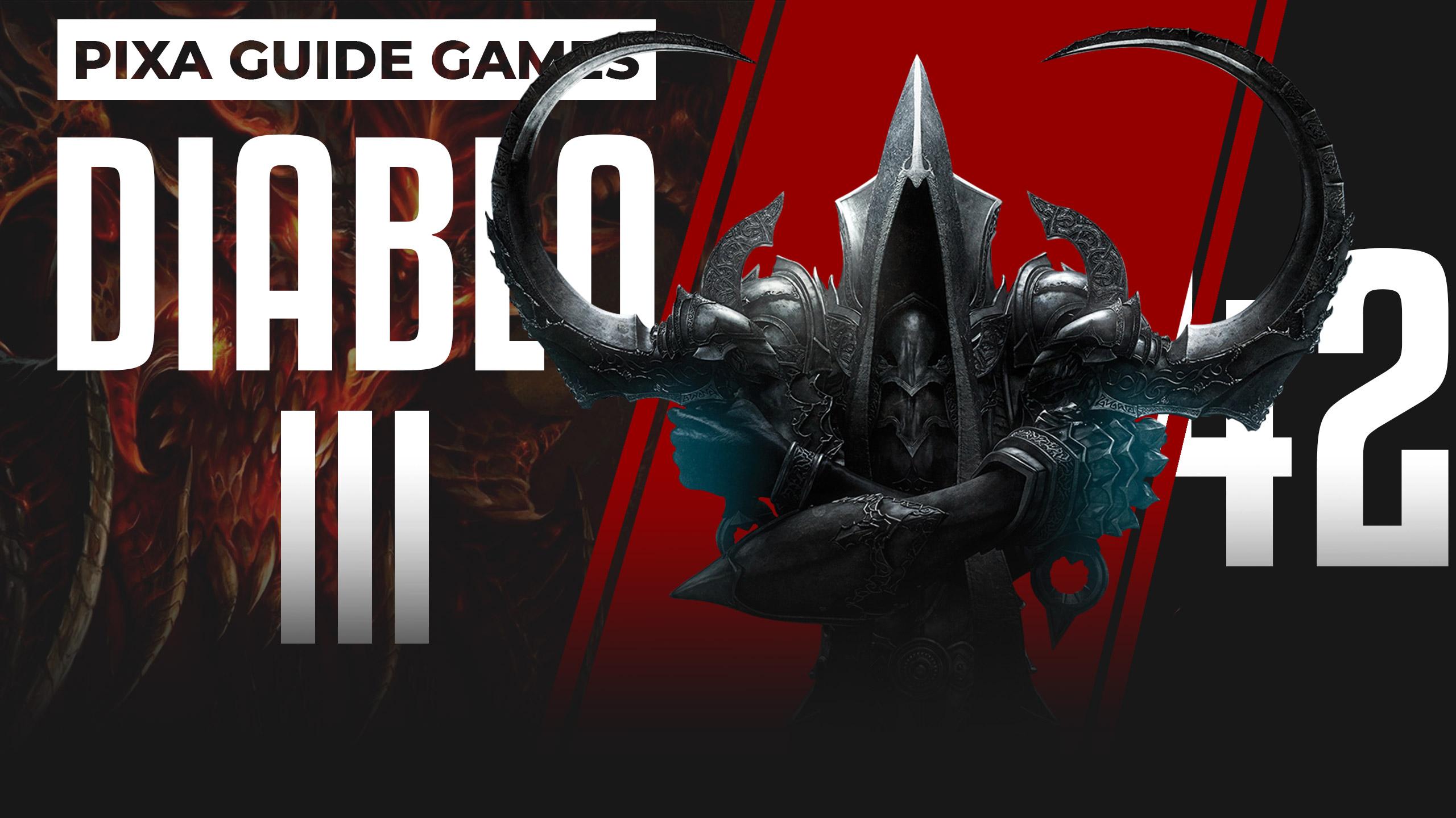 Diablo 3 | Падший Ангел | V акт | 42
