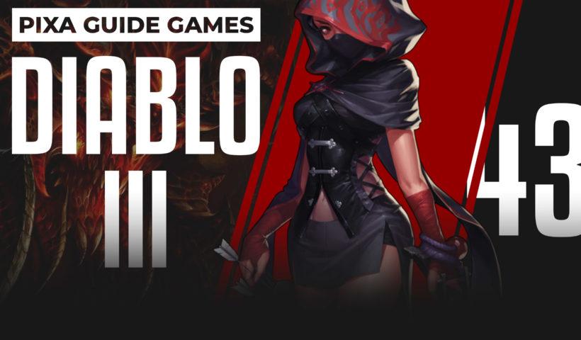 Diablo 3   Прохождение игры   Акт V   Падение Вестмарша   43