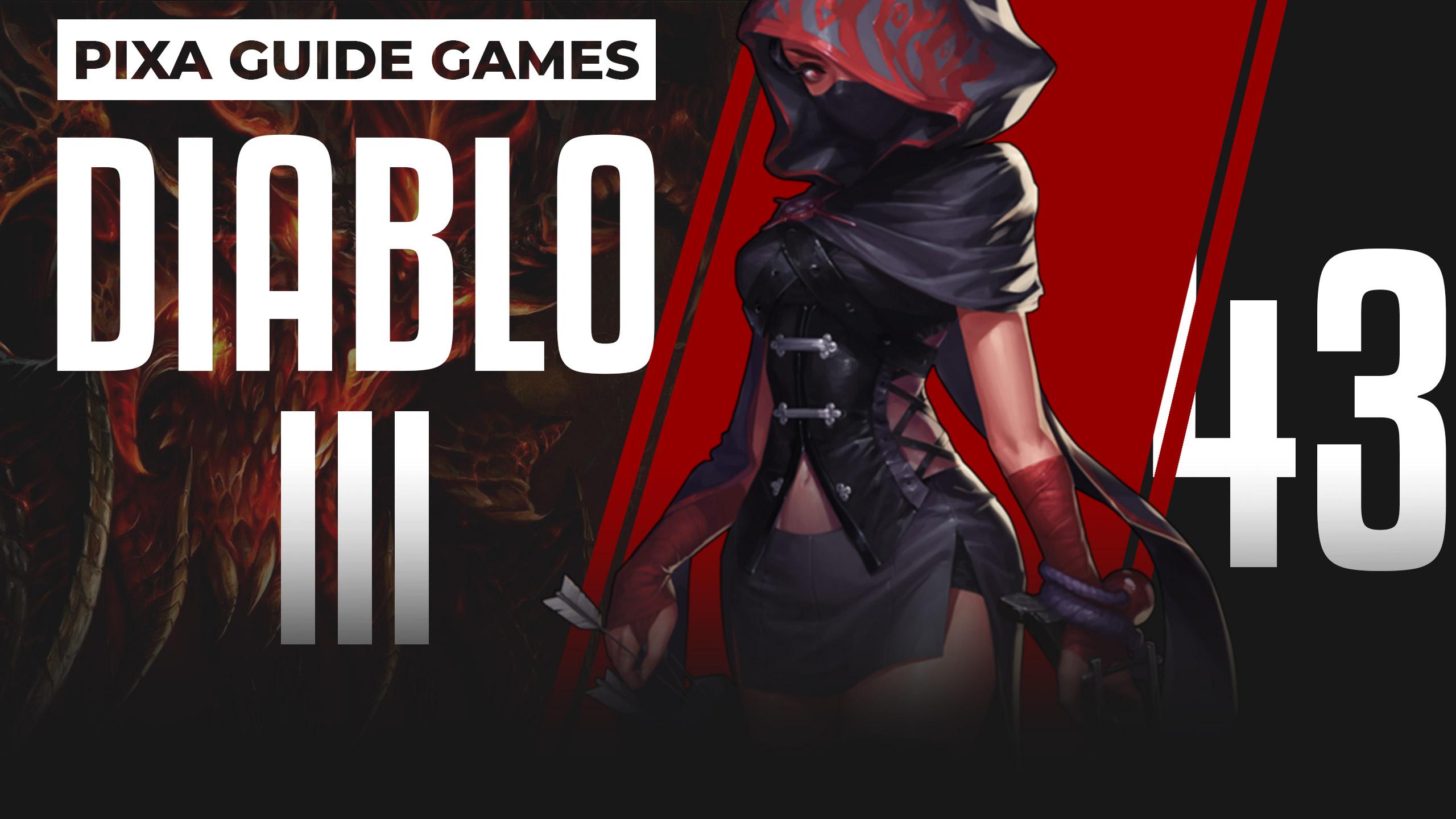 Diablo 3 | Прохождение игры | Акт V | Падение Вестмарша | 43