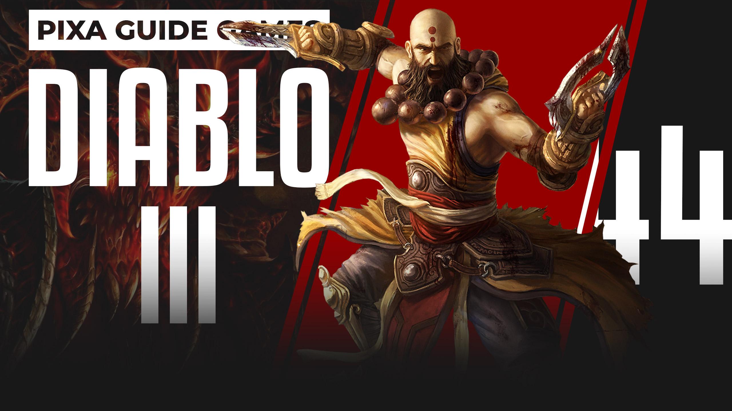 Diablo 3   Прохождение Игры   Акт V   Души Умерших   44