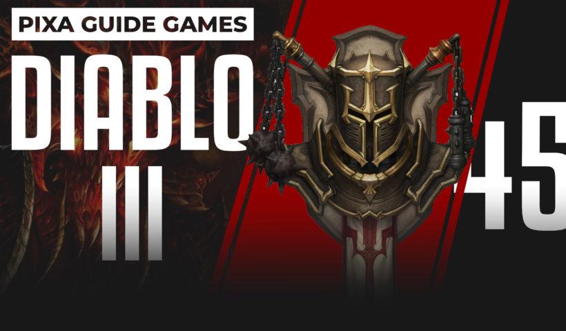 Diablo 3   Прохождение игры   Акт V   Пройти на кладбище   45