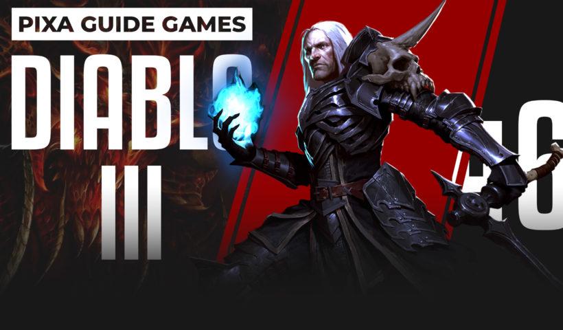 Diablo 3   Прохождение игры   Акт V   Уничтожить горы трупов   46