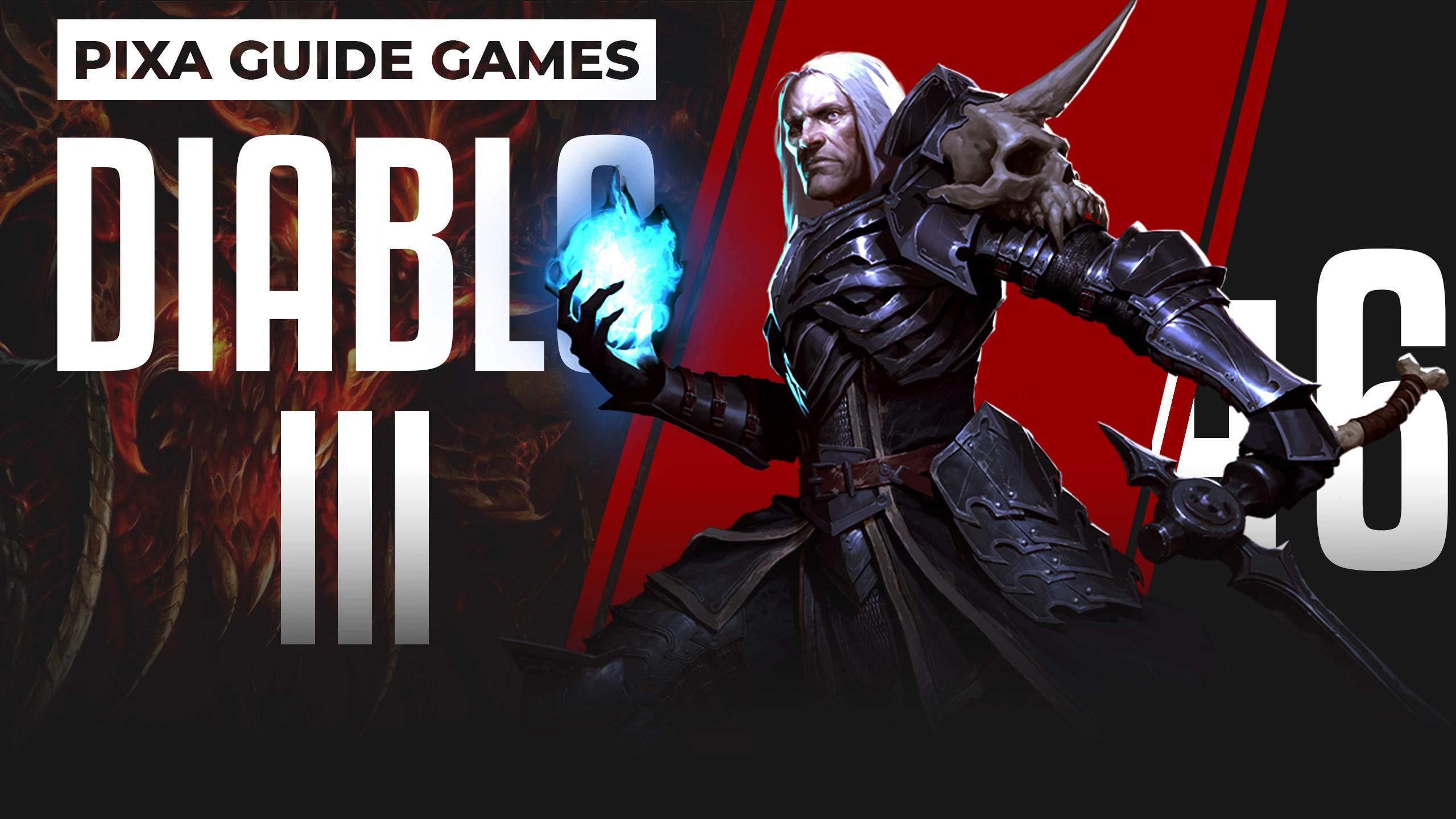 Diablo 3 | Прохождение игры | Акт V | Уничтожить горы трупов | 46