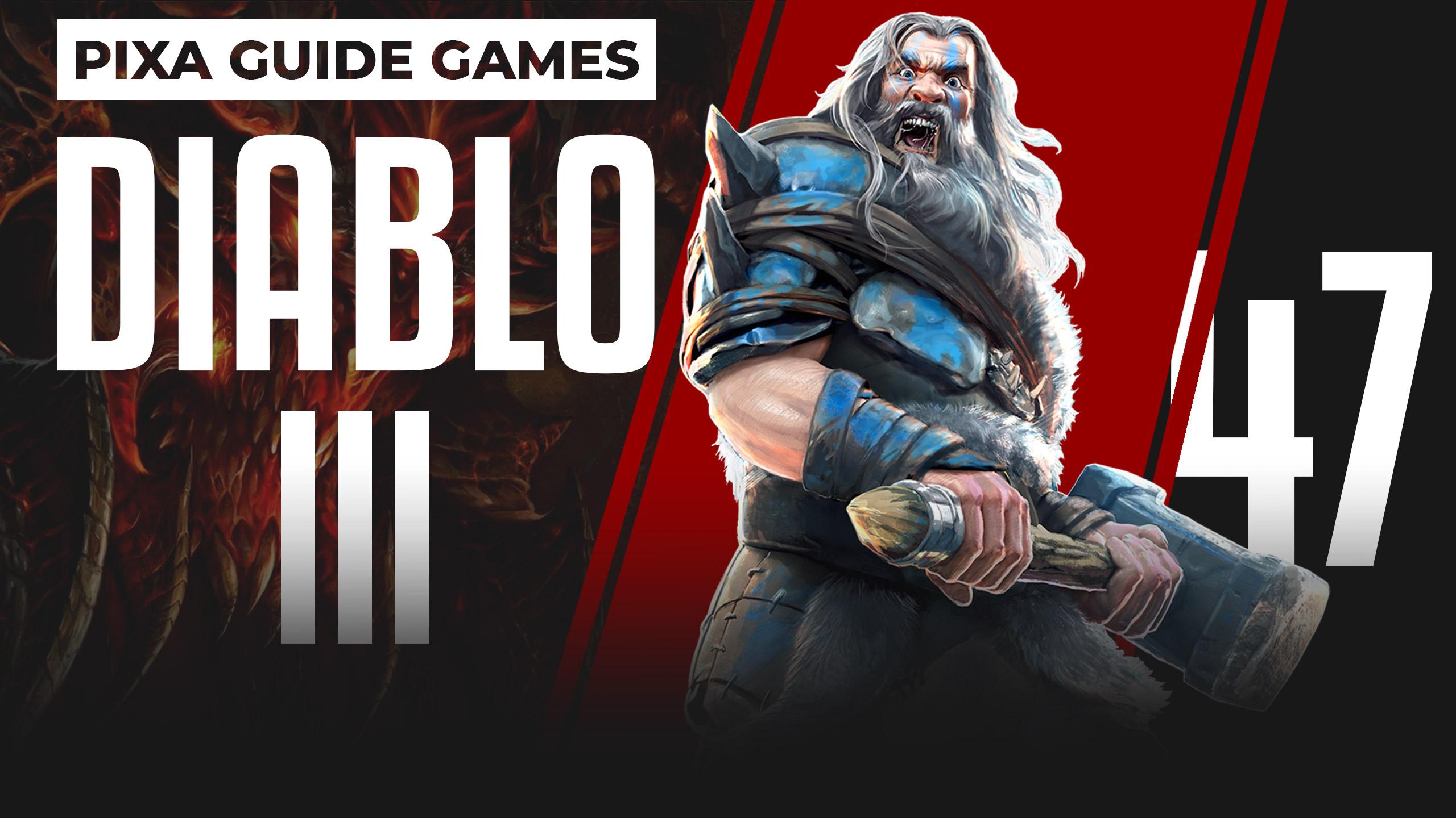 Diablo 3   Прохождение игры   Акт V   Кровавые узы   47