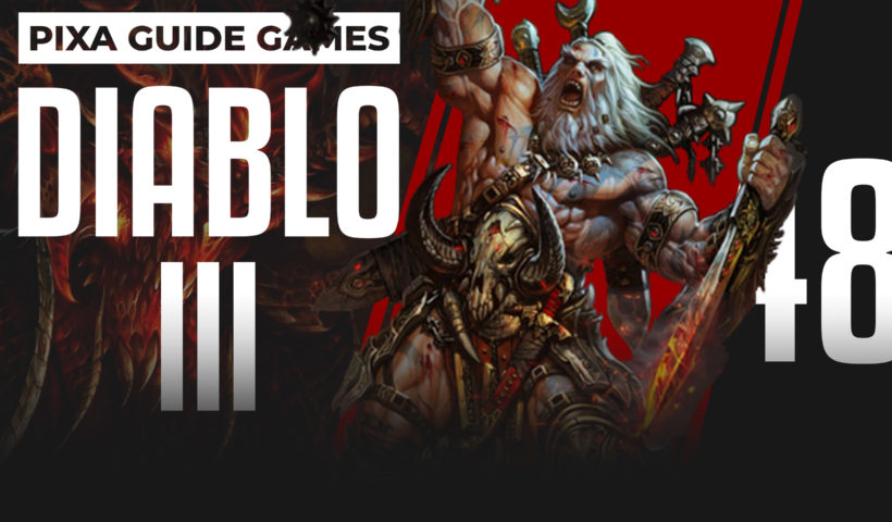 Diablo 3   Прохождение игры   Акт V   Убить Урзаэля   48