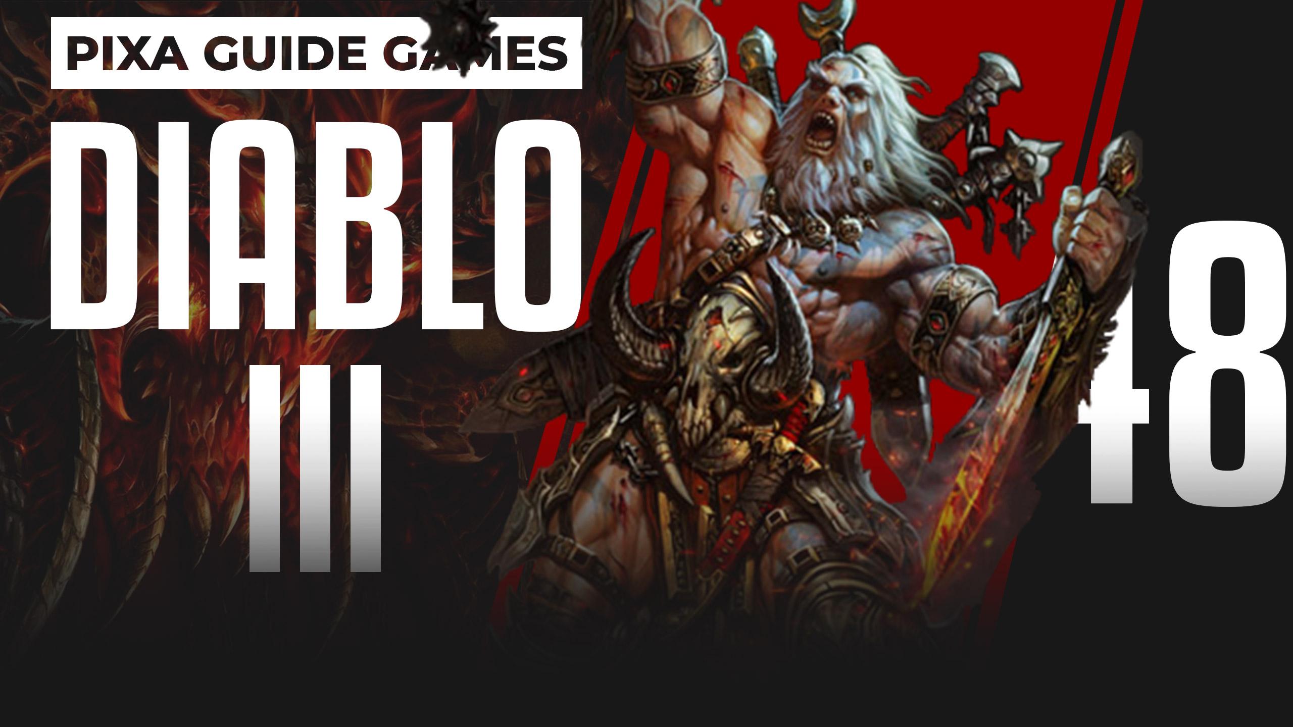Diablo 3 | Прохождение игры | Акт V | Убить Урзаэля | 48