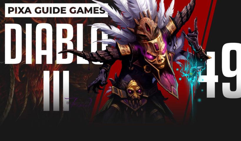 Diablo 3   Прохождение игры   Акт V   Ведьма   49