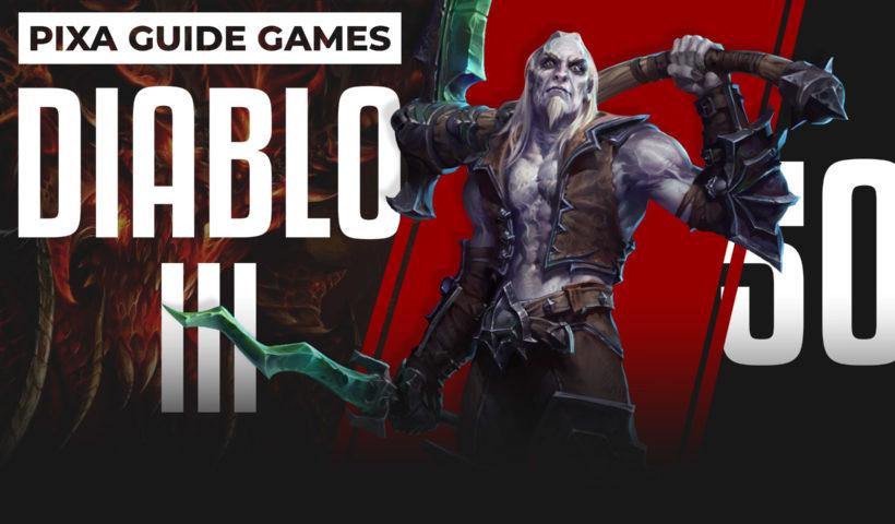 Diablo 3   Прохождение игры   Акт V   Ведьма-2 Найти вход в главный зал   50