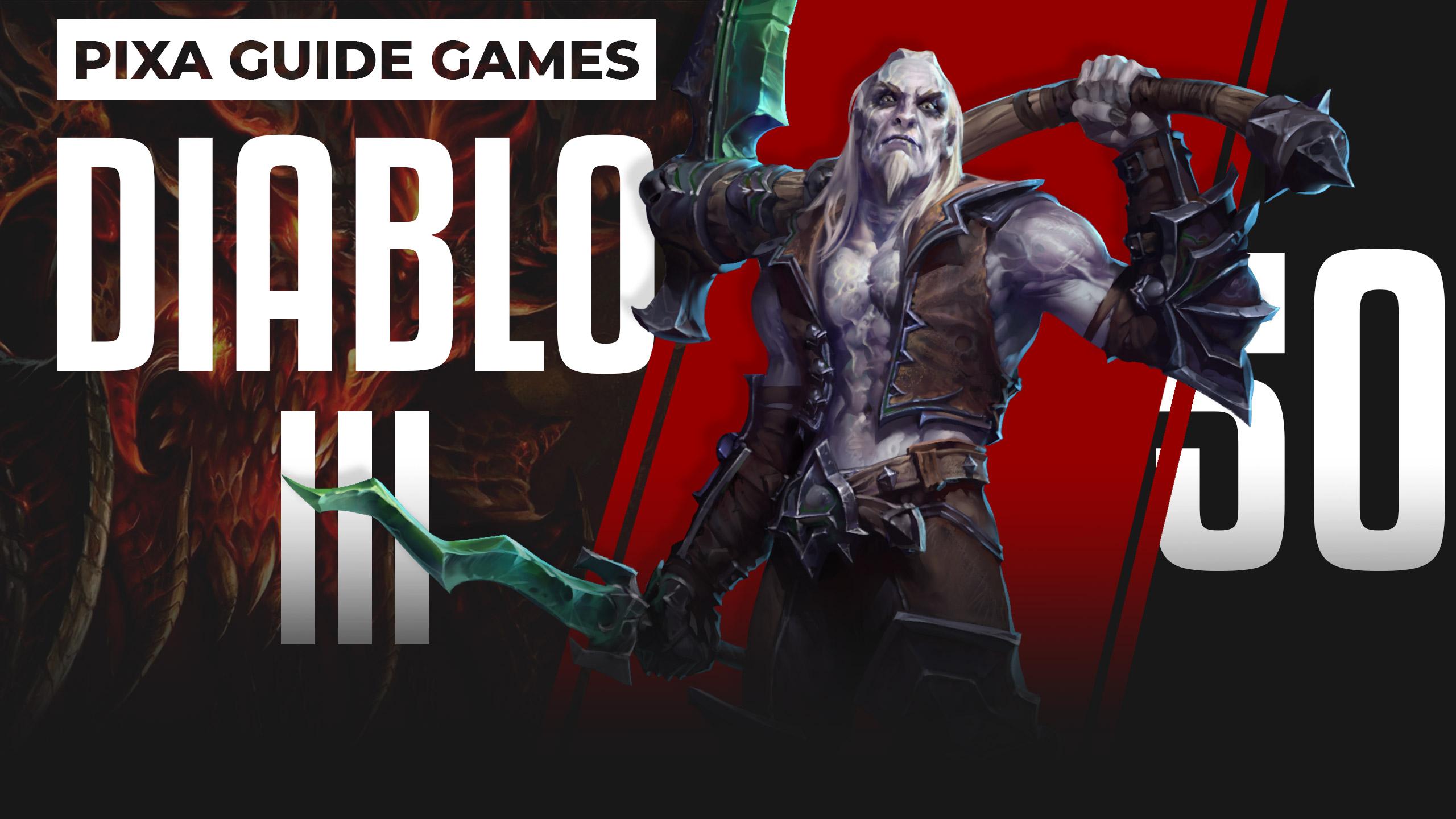 Diablo 3 | Прохождение игры | Акт V | Ведьма-2 Найти вход в главный зал | 50