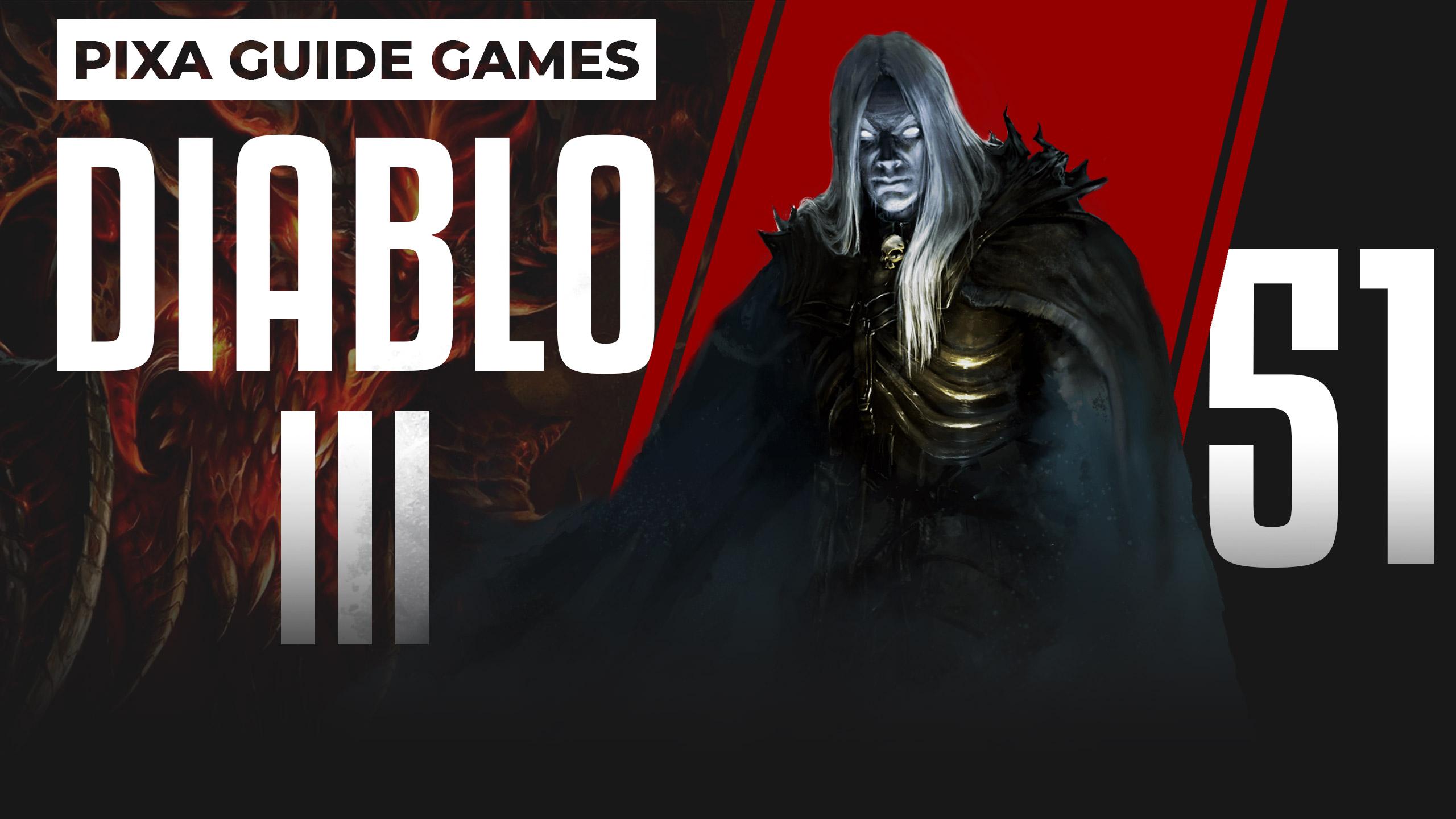 Diablo 3 | Прохождение игры | Акт V | Убить Адрию | 51