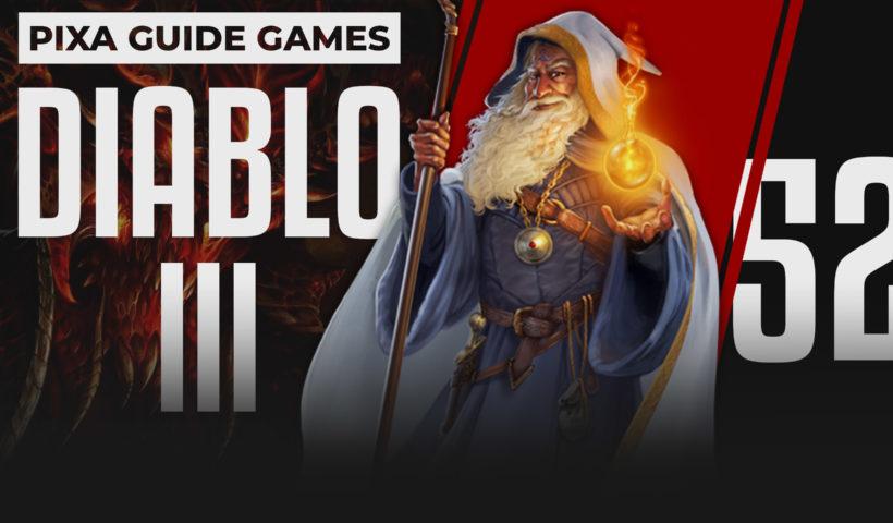 Diablo 3   Прохождение игры   Акт V   Врата Пандемония   52
