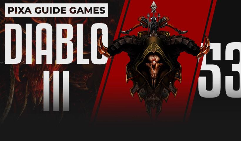 Diablo 3   Прохождение игры   Акт V   Поля вечного боя   53